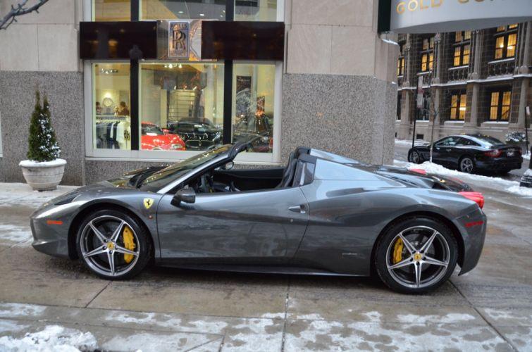 2014 Ferrari 458 Spider >> Ferrari 458 Spider Dreamcar Exotic italian sportscar ...