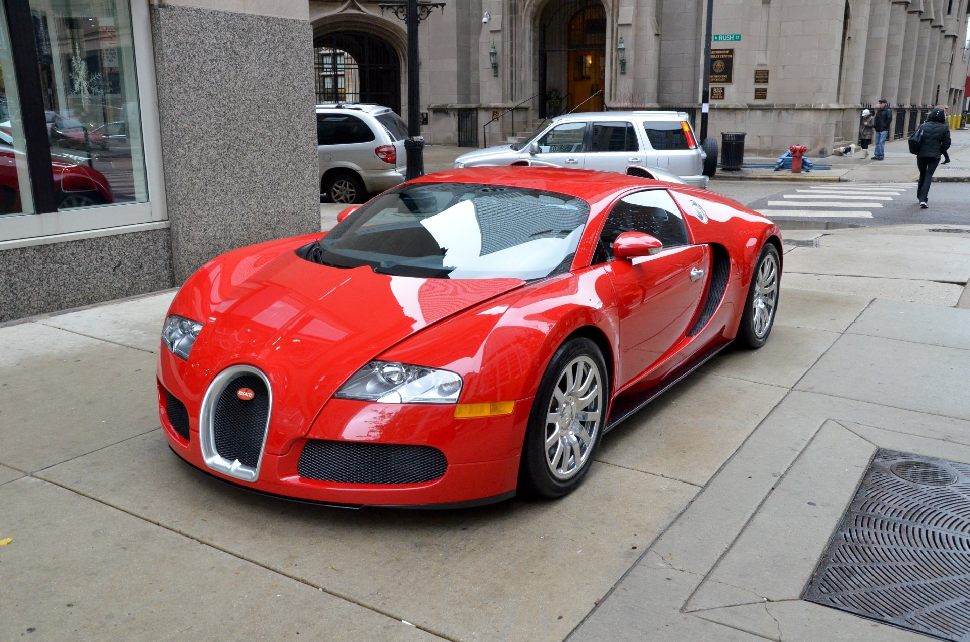 2008 bugatti veyron 16 4 red rouge rosso dreamcar exotic italian sportscar supercar wallpaper. Black Bedroom Furniture Sets. Home Design Ideas