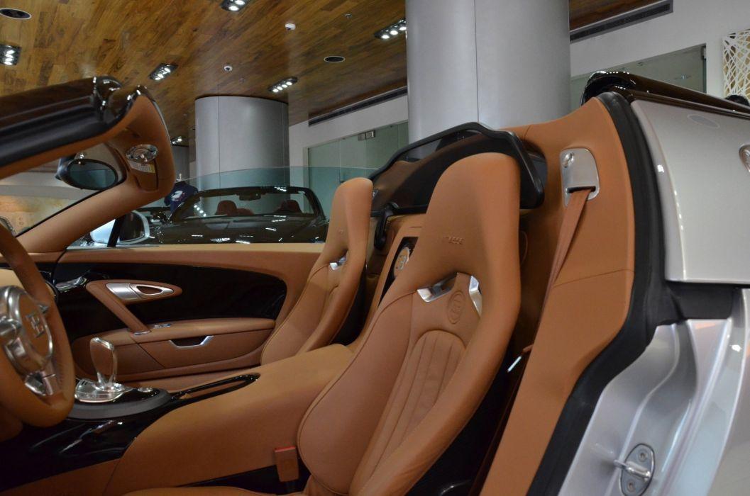 2012 Bugatti Dreamcar Exotic Grand italian red rosso rouge Sport vitesse sportscar Supercar Veyron SILVER wallpaper