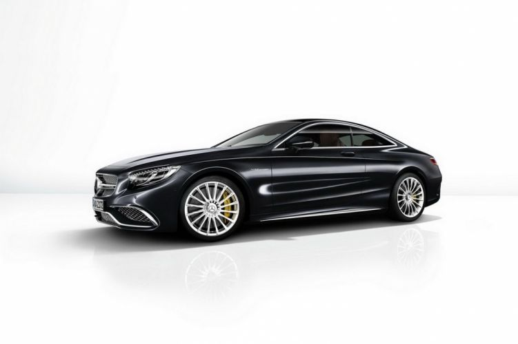 2014 Mercedes S65 AMG V12 Coupe germany wallpaper