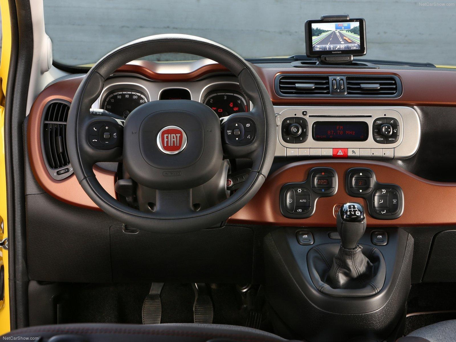 Fiat Panda Easy Interior Fiat Panda Interior 2014 2014