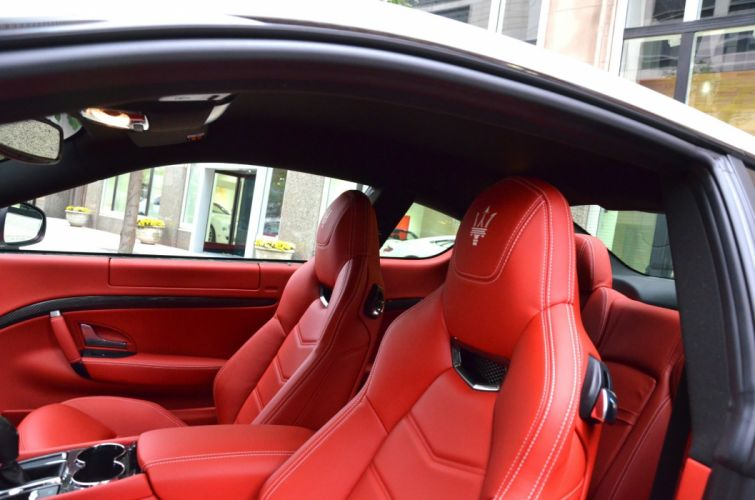 2014 Dreamcar Exotic granturismo italian Maserati sportscar Supercar BIANCO ELDORADO wallpaper