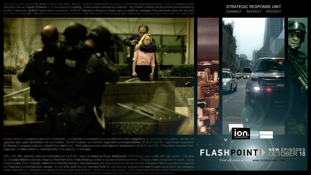 FLASHPOINT action crime drama series (7) wallpaper