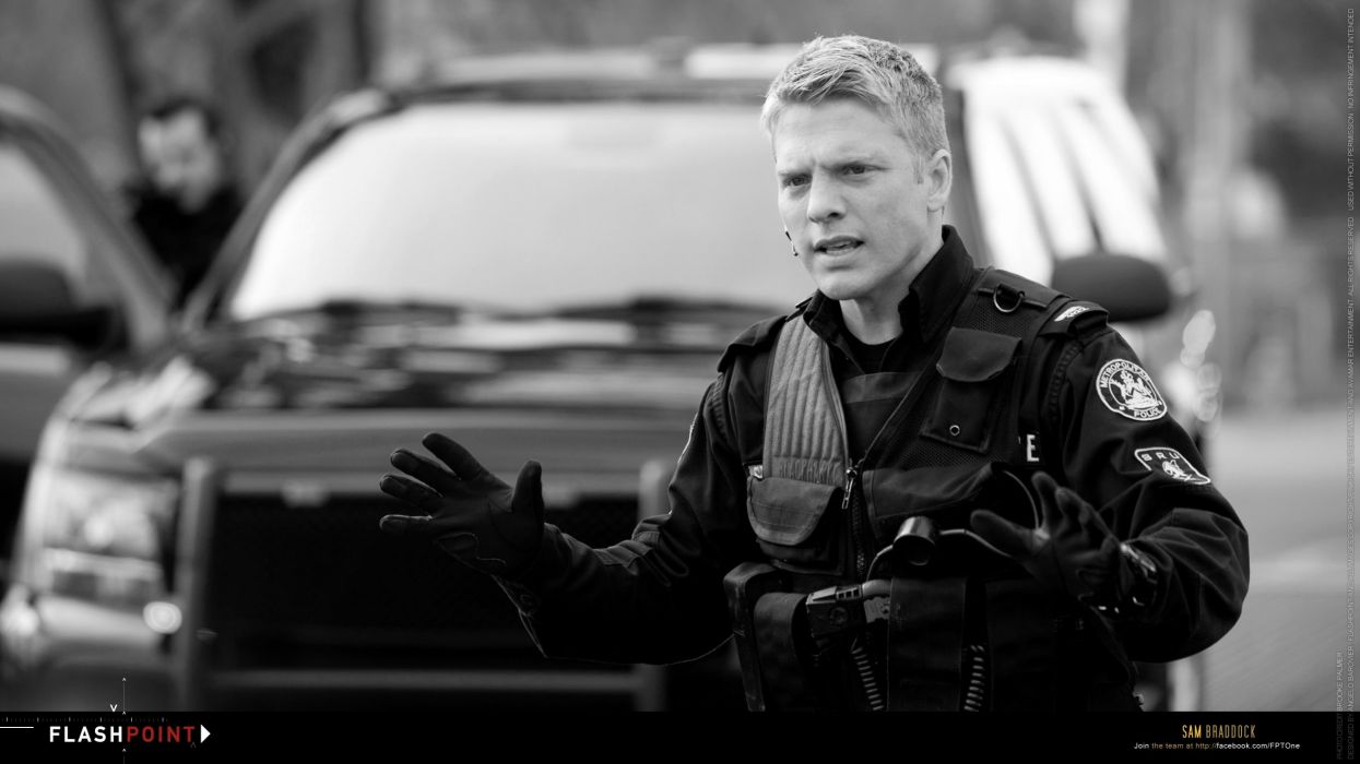 FLASHPOINT action crime drama series (24) wallpaper
