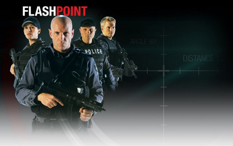 FLASHPOINT action crime drama series (27) wallpaper