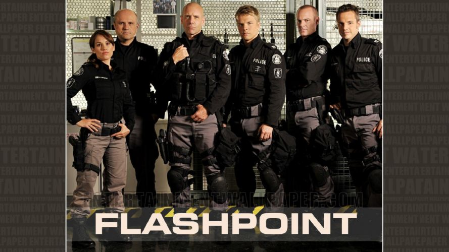 FLASHPOINT action crime drama series (40) wallpaper