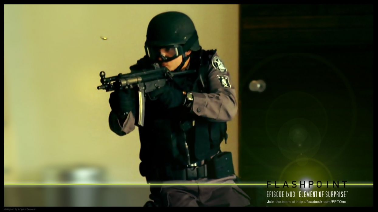 FLASHPOINT action crime drama series (59) wallpaper