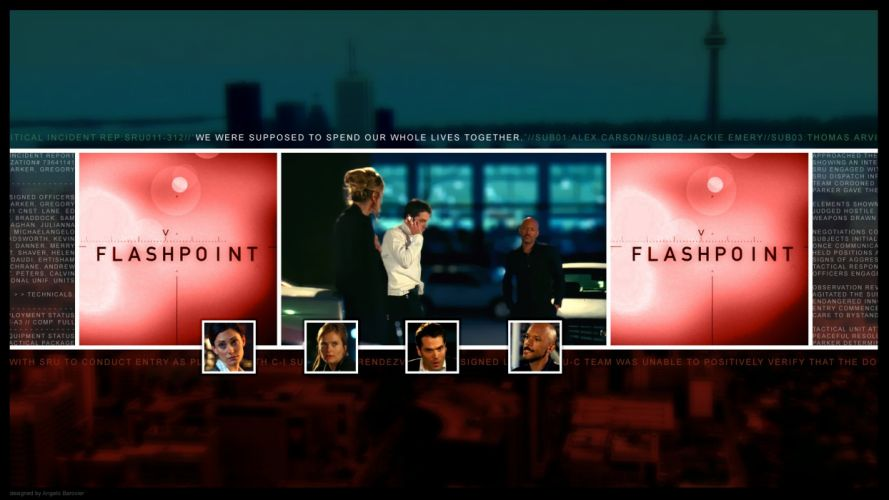 FLASHPOINT action crime drama series (54) wallpaper