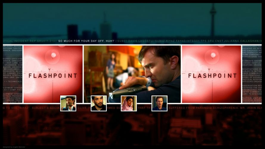FLASHPOINT action crime drama series (53) wallpaper