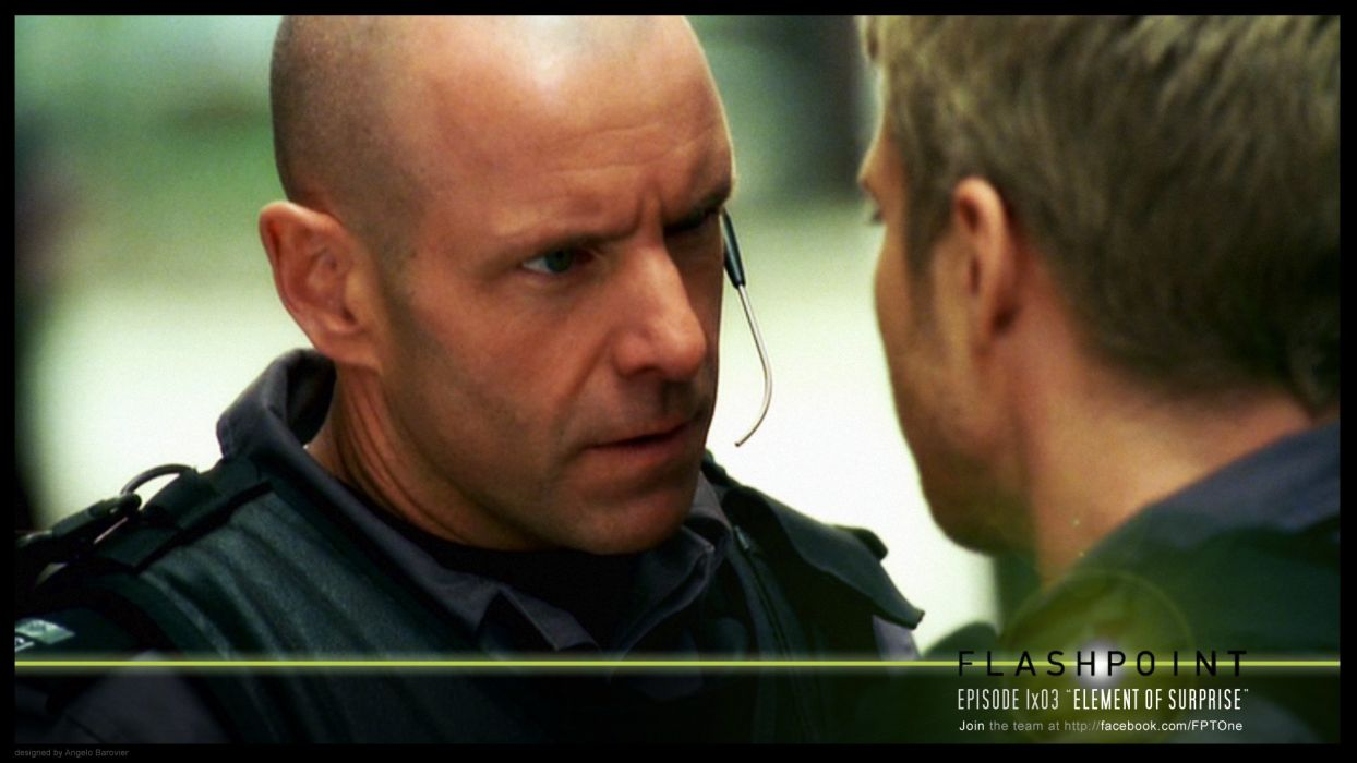 FLASHPOINT action crime drama series (60) wallpaper
