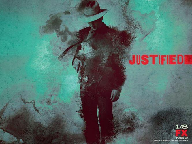 JUSTIFIED action crime drama (36) wallpaper