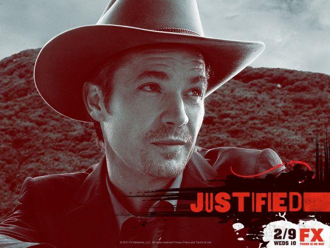 JUSTIFIED action crime drama (38) wallpaper