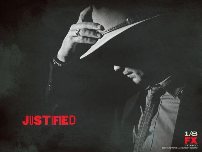 JUSTIFIED action crime drama (44) wallpaper