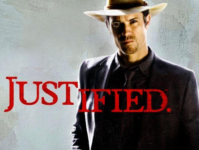 JUSTIFIED action crime drama (49) wallpaper
