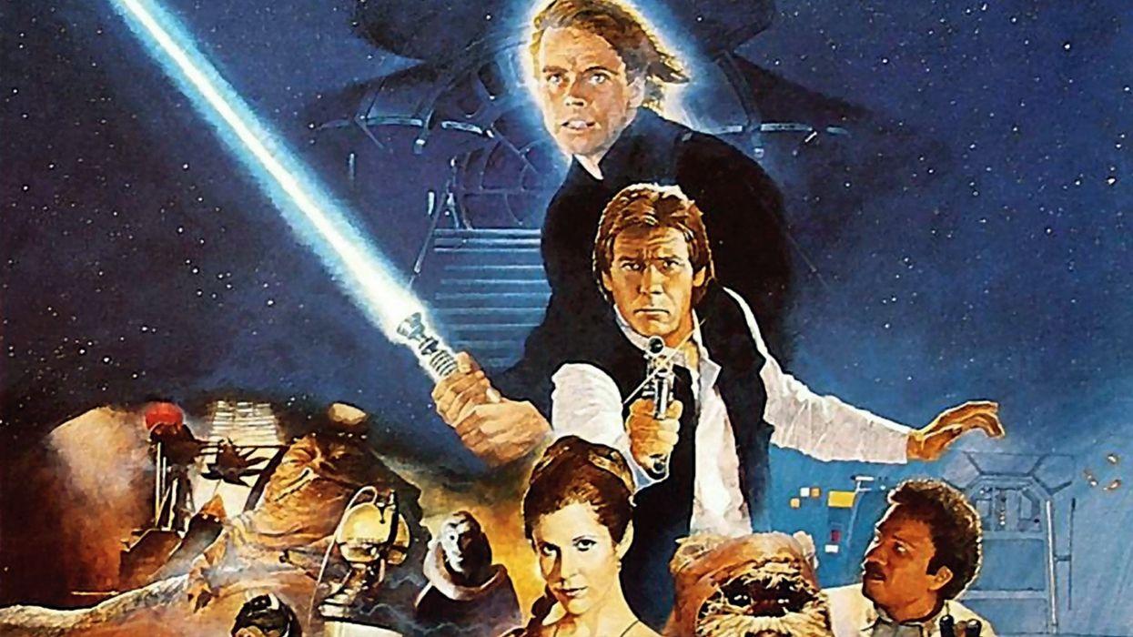 Return of the Jedi wallpaper | 2560x1440 | 395347 | WallpaperUP