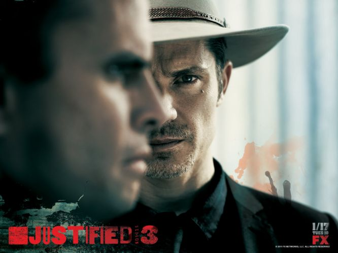 JUSTIFIED action crime drama (68) wallpaper