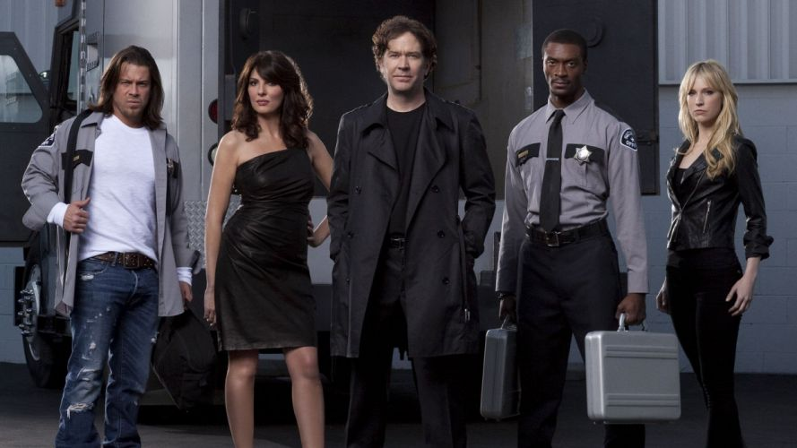 LEVERAGE action crime mystery series (3) wallpaper