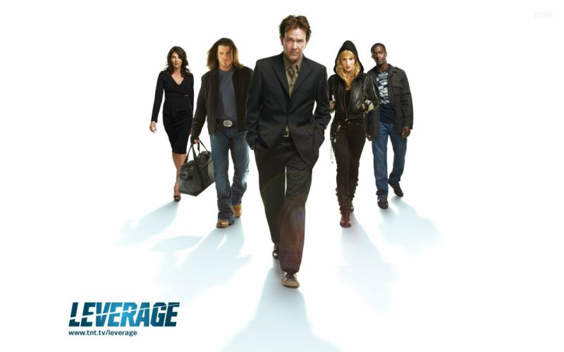 LEVERAGE action crime mystery series (10) wallpaper
