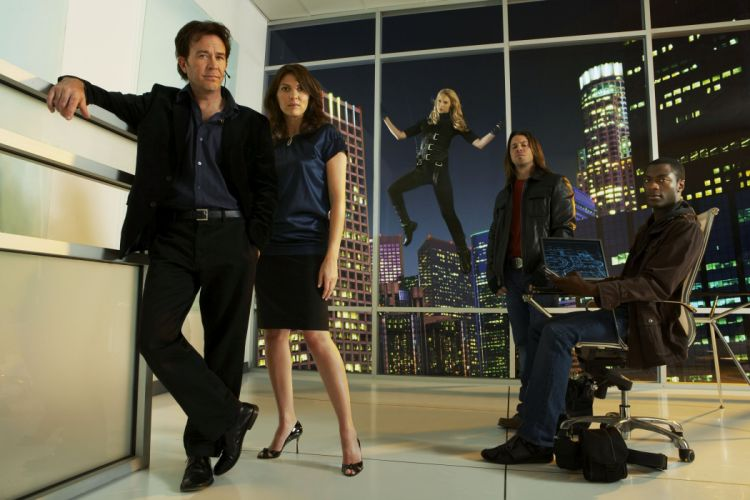 LEVERAGE action crime mystery series (14) wallpaper