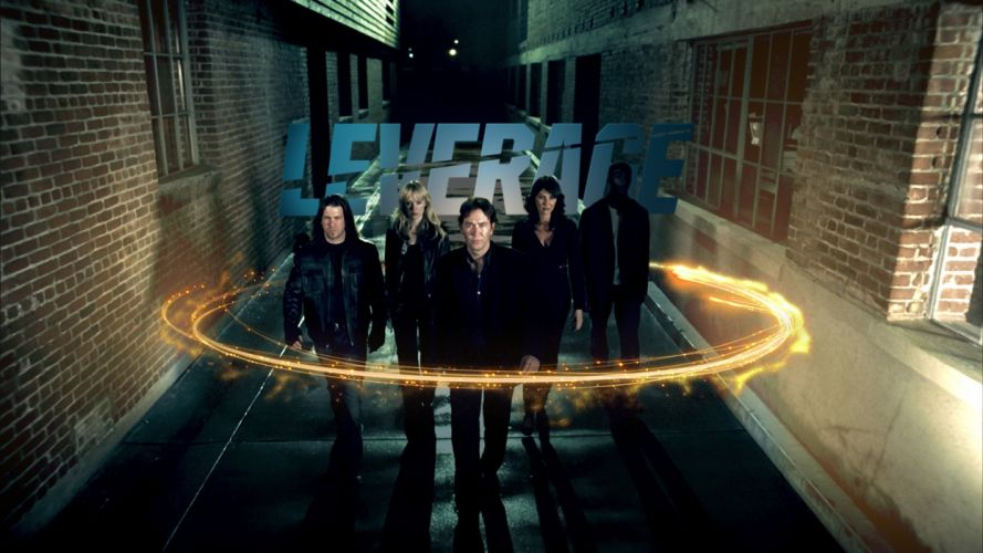 LEVERAGE action crime mystery series (26) wallpaper