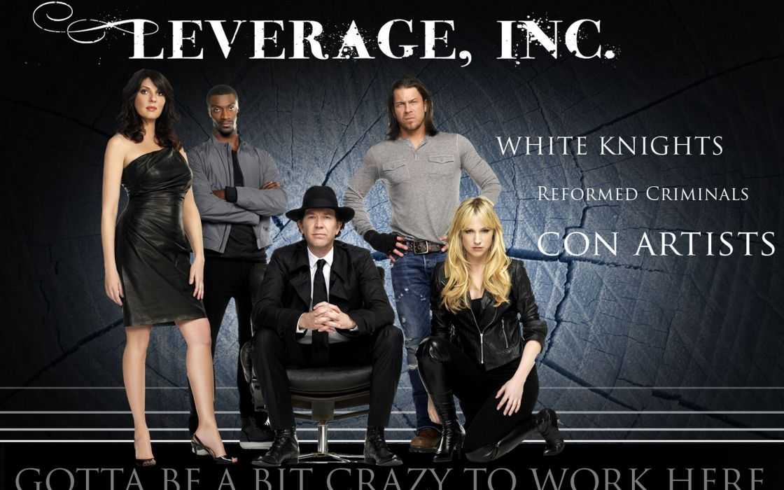 LEVERAGE action crime mystery series (46) wallpaper