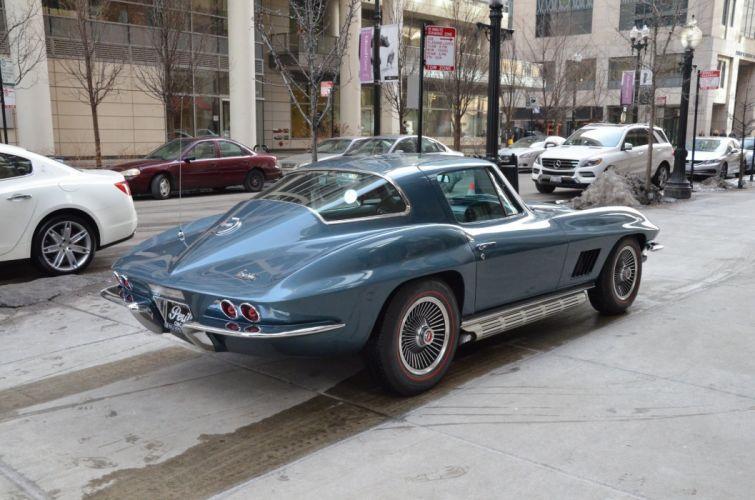 1967 Chevrolet Corvette C2 Coupe Stingray Vintage