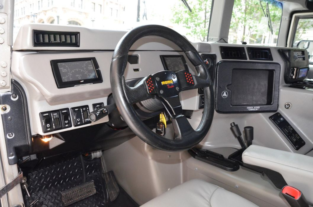 2003 HUMMER H1 WAGON SUV wallpaper