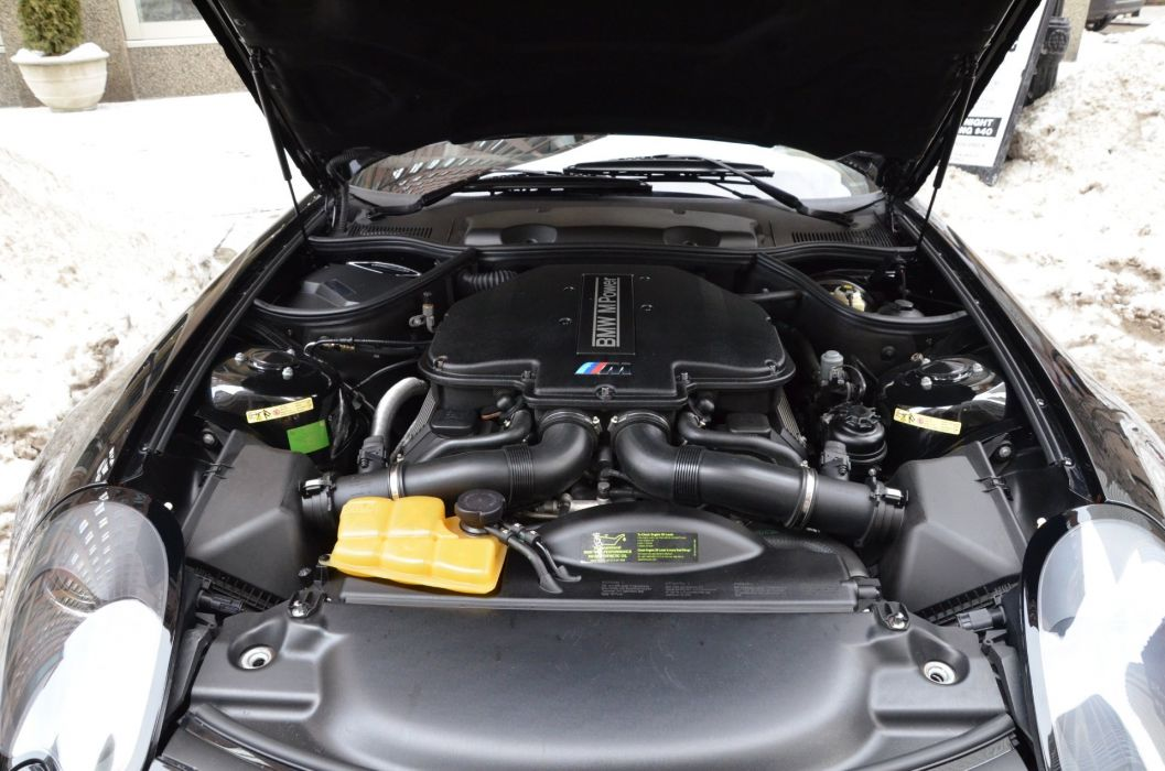 2003 BMW Z 8 convertible cabriolet black germany wallpaper