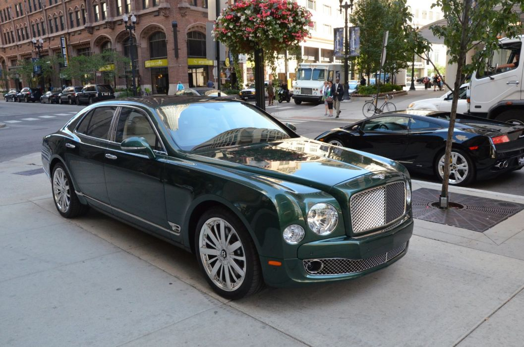 Bentley Mulsanne luxury uk wallpaper