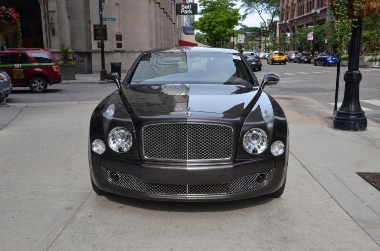 Bentley Mulsanne luxury uk wallpaper