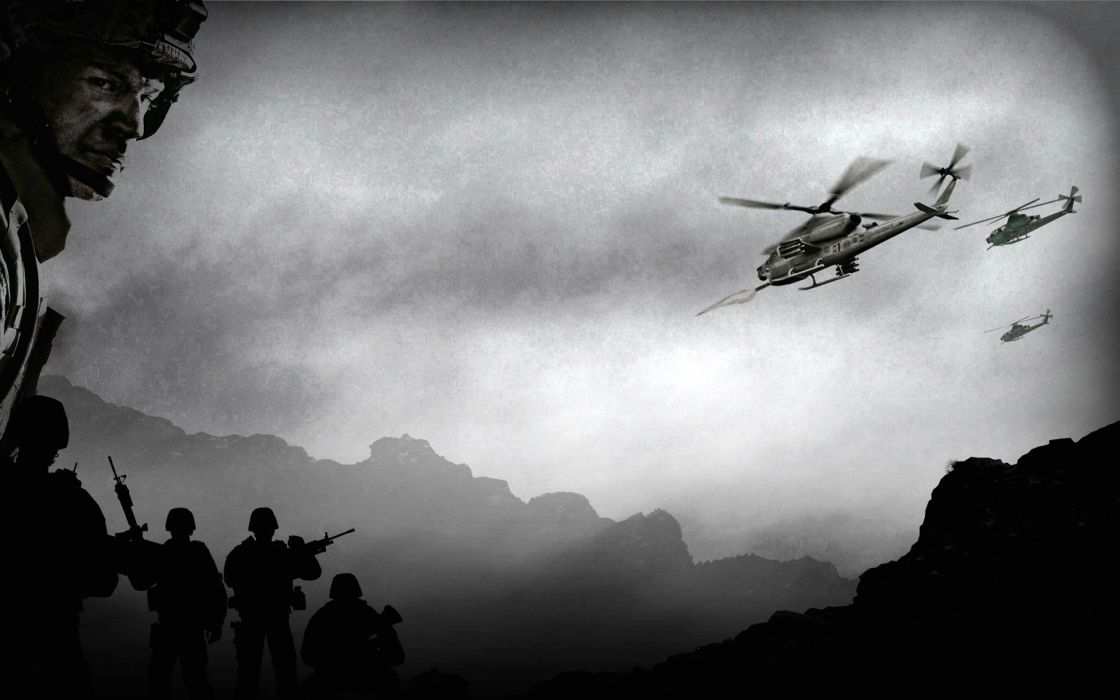 OPERATION FLASHPOINT RED RIVER Shooter Action Military Tactical Wallpaper