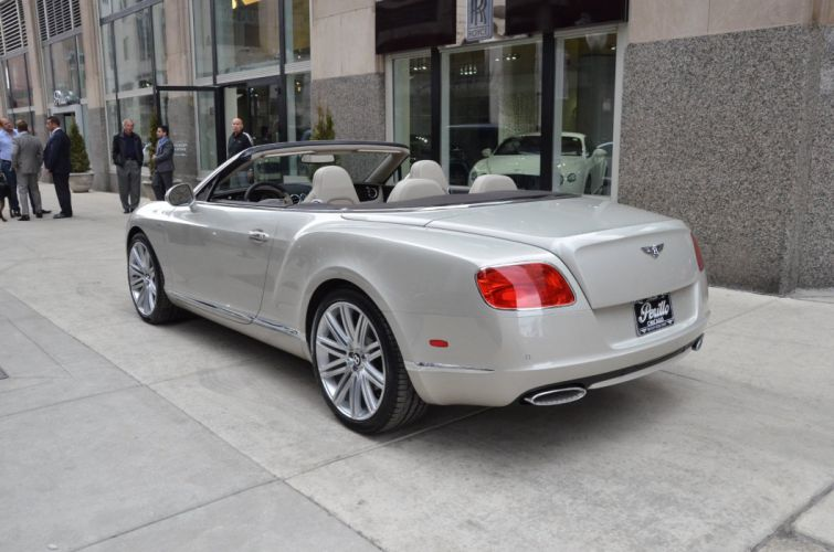 Bentley Continental GTC Speed convertible luxurycabriolet wallpaper