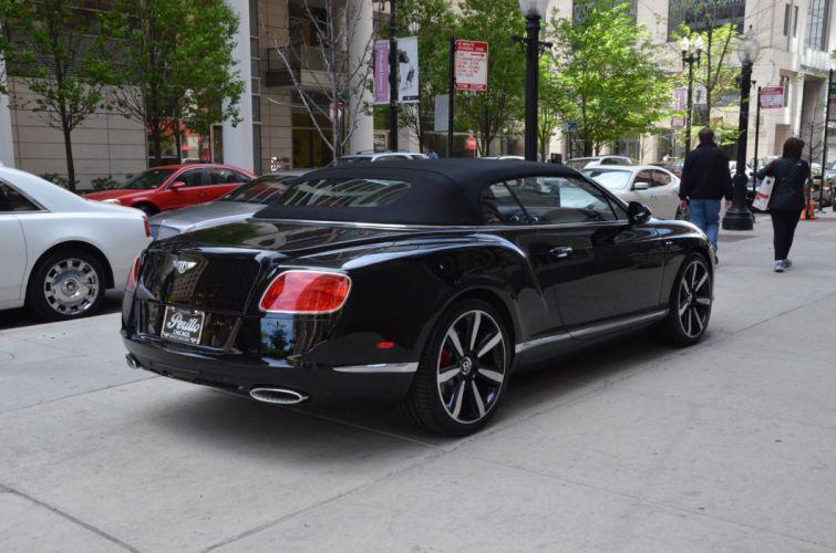 Bentley Continental GTC Speed convertible luxurycabriolet wallpaper