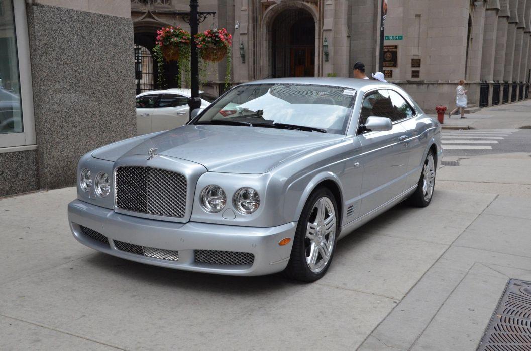2009 Bentley Brooklands coupe luxury wallpaper
