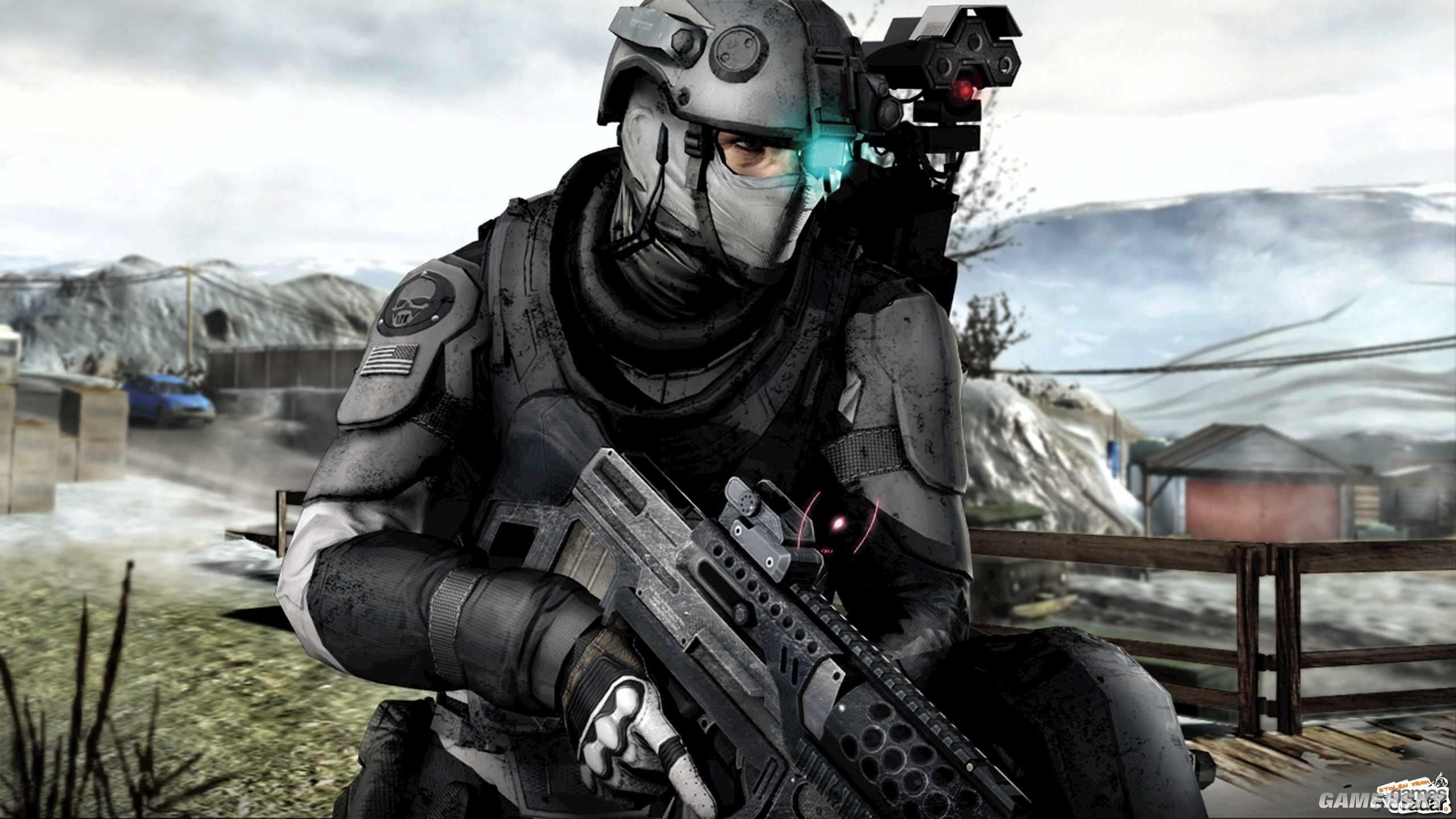 Tom clancy ghost recon future soldier rip download