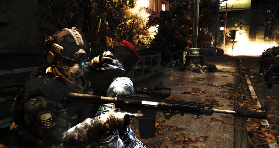 GHOST RECON FUTURE SOLDIER military shooter action tom clancy wallpaper