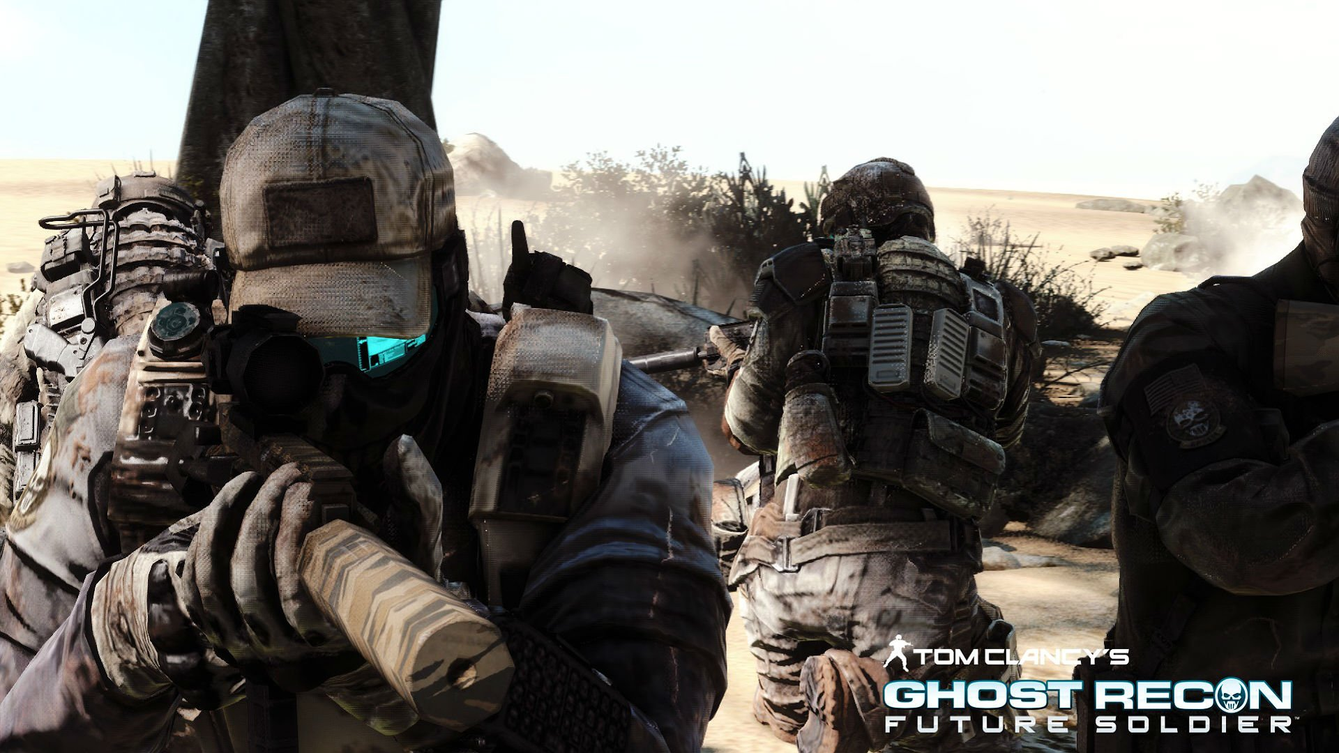 Ghost Recon Wallpaper 1920x1080
