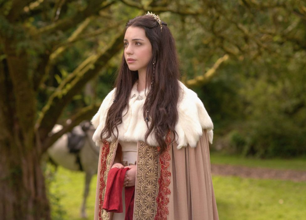 REIGN drama fantasy series historical fiction france french wallpaper