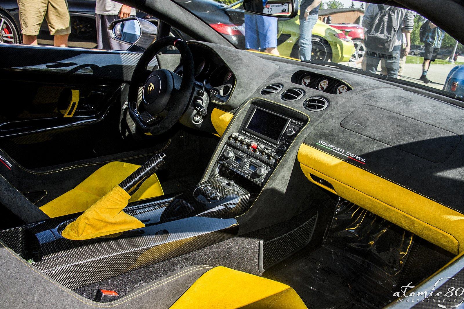 2013 Lamborghini Gallardo Lp 570 4 Squadra Corse Italian