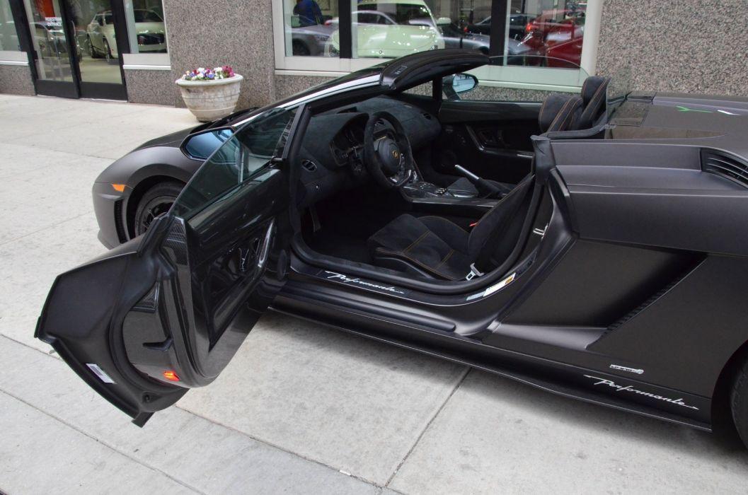 Lamborghini Gallardo Lp570 4 Spider Performante Cabriolet