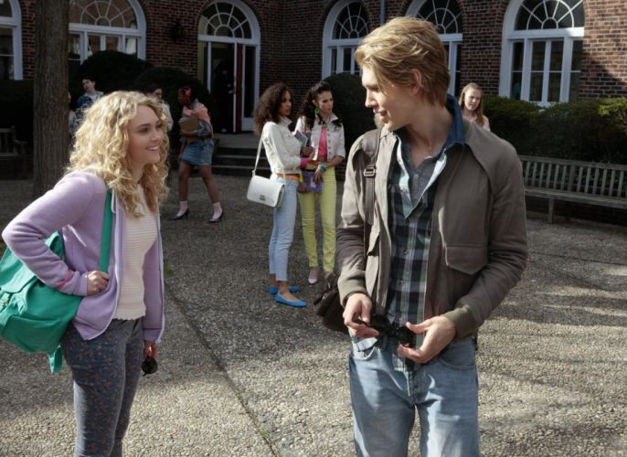 CARRIE DIARIES comedy romance series wallpaper
