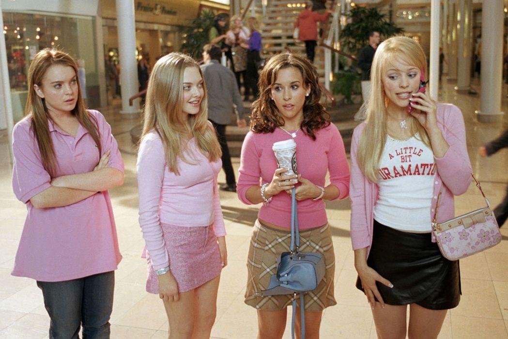 MEAN GIRLS Teen Comedy Mean Girls Wallpaper