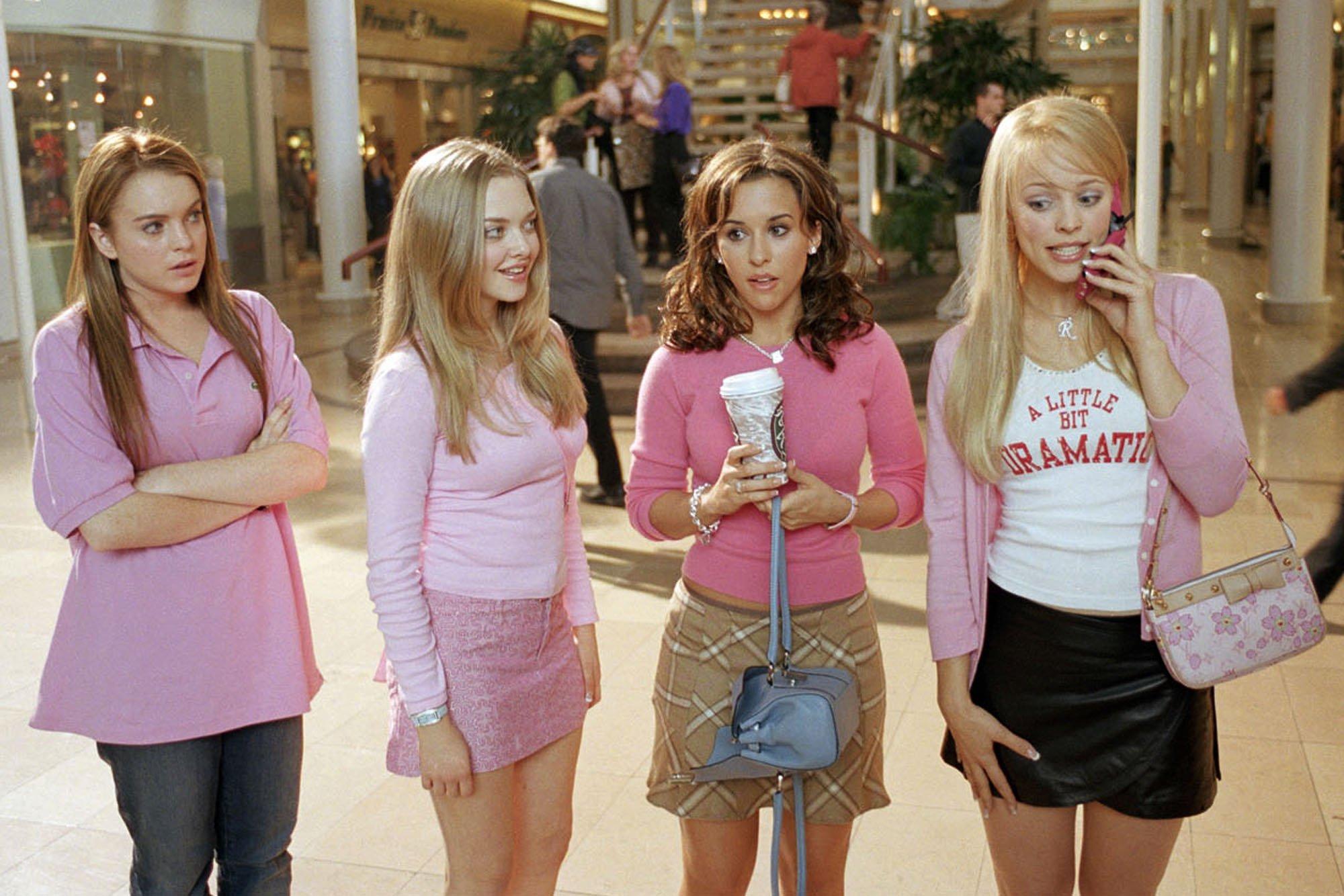 mean-girls teen comedy mean girls wallpaper | 2000x1334 | 396353