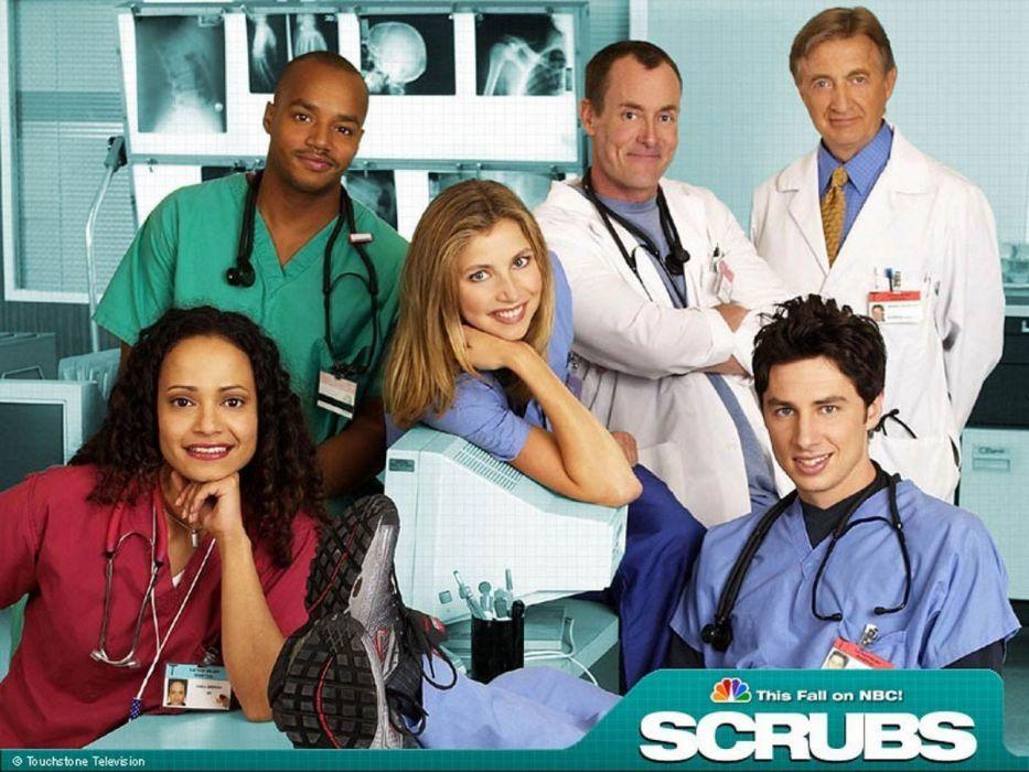 SCRUBS comedy drama series medical (19) wallpaper