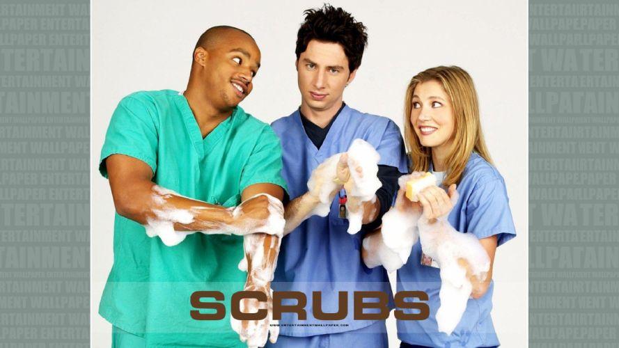 SCRUBS comedy drama series medical (27) wallpaper