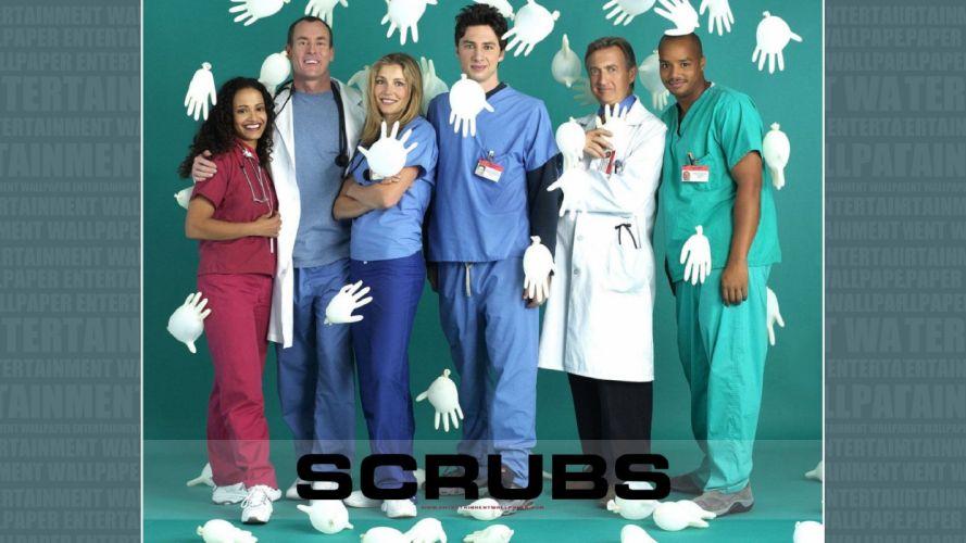 SCRUBS comedy drama series medical (26) wallpaper