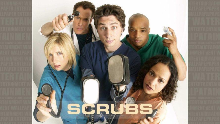 SCRUBS comedy drama series medical (24) wallpaper