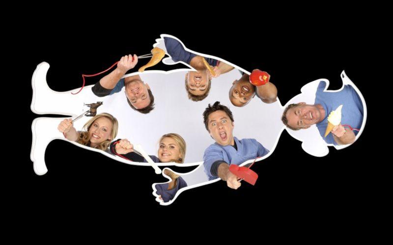 SCRUBS comedy drama series medical (44) wallpaper