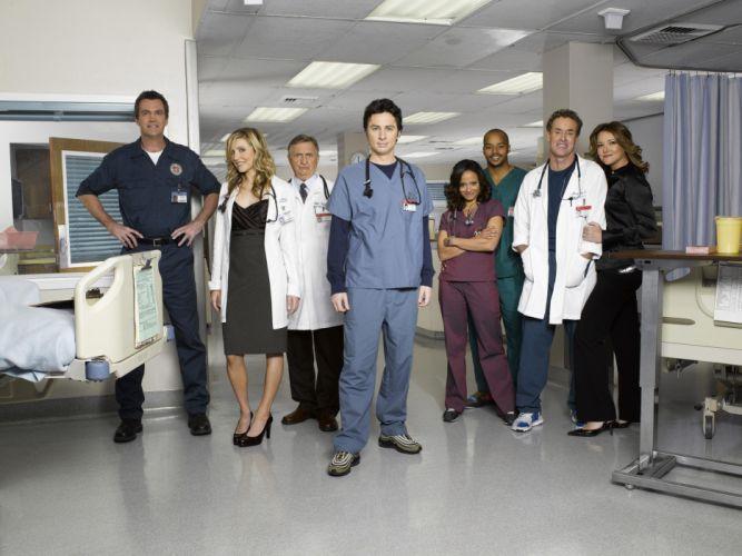 SCRUBS comedy drama series medical (45) wallpaper