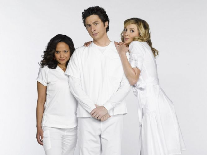 SCRUBS comedy drama series medical (39) wallpaper